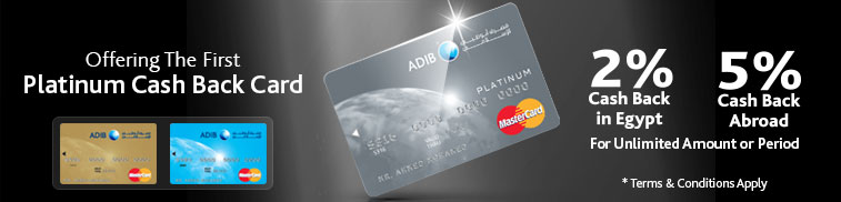 Platinum CashBack Card