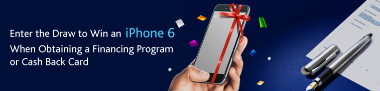 Enter the draw to win iPhone6